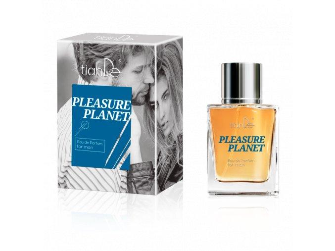 Parfémovaná voda pro muže Pleasure Planet  (Body: 25,00)