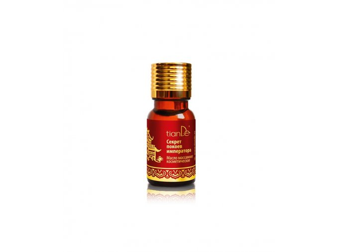 secret of the emperors repose cosmetic massage oil 10ml