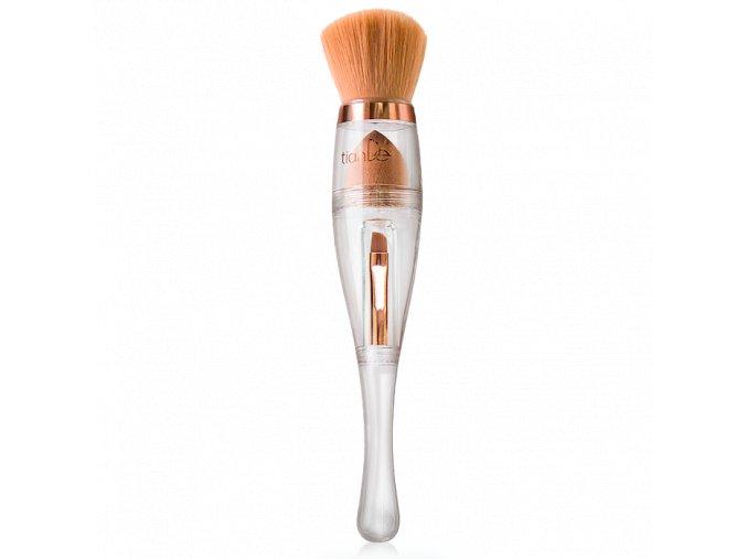 Kosmetický štětec 3v1  (Body: 7,50)