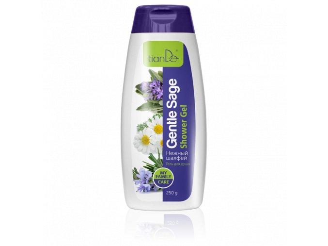 Sprchový gel Něžná šalvěj  (Body: 2,50)
