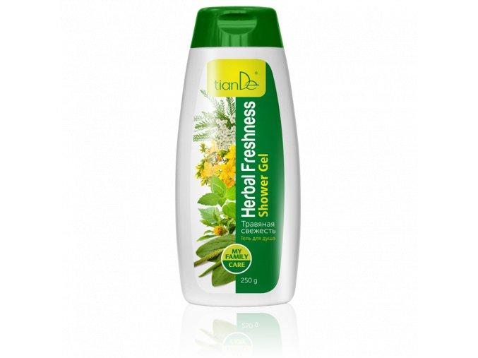 Sprchový gel Bylinná svěžest  (Body: 1,50)