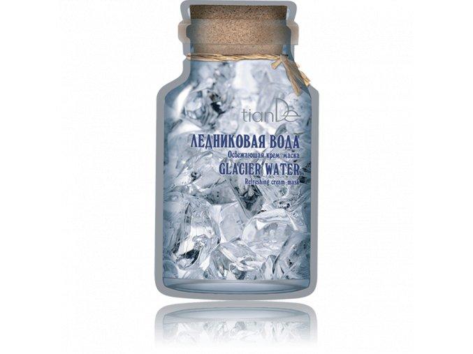 Krémová maska Ledovcová voda  (Body: 1,40)