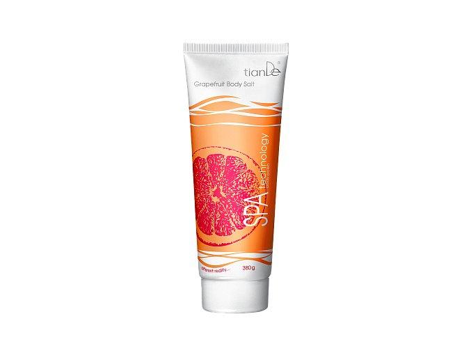 Tělová sůl Grapefruit  (Body: 6,90)