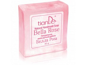 """Přírodní ručně vyrobené mýdlo """"Bella Roza""""  (Body: 1,40)"""