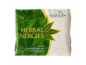 Energie bylin - noční menstruační vložky  (Body: 6,90)