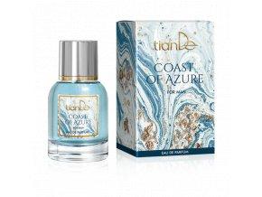 Parfémovaná voda pro muže Coast of Azure  (Body: 25,00)