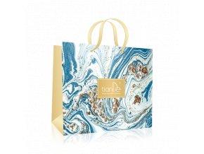 Dárková taška modrá