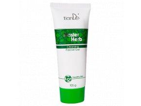 Čistící gel na obličej Master Herb  (Body: 7,00)