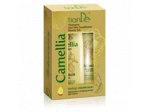 Kamélie - šampón a kondicionér v sadě  (Body: 9,00)