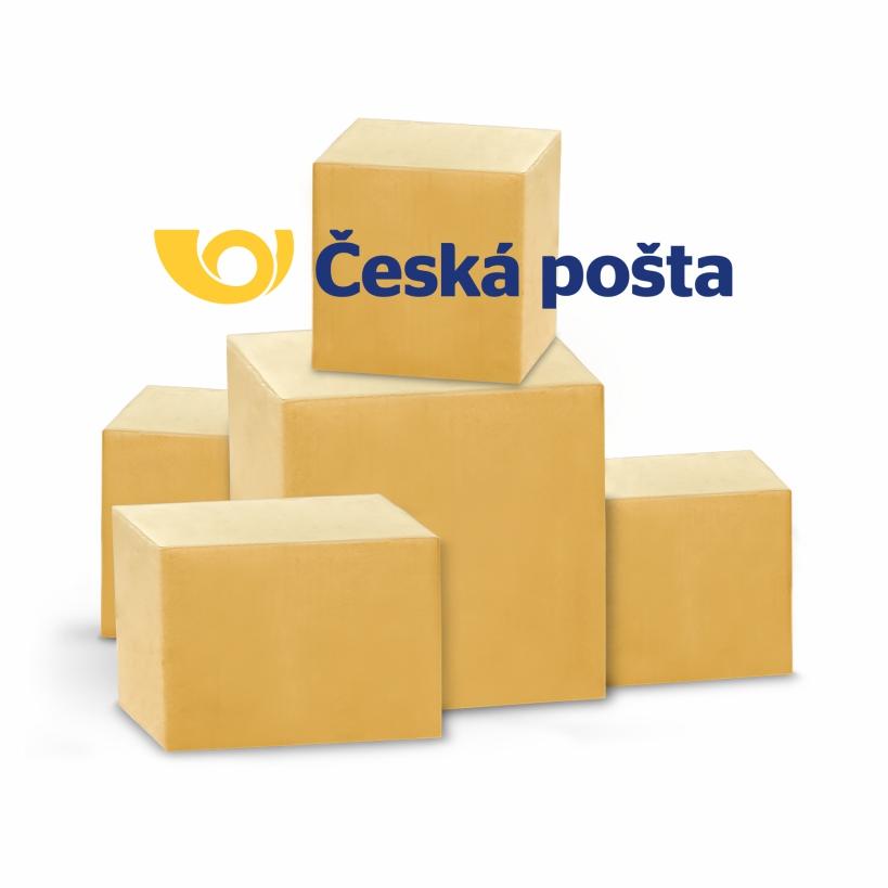 Informace České pošty o doručení zásilek