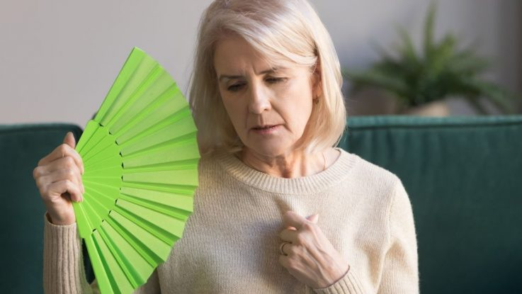 Klimakterium / menopauza
