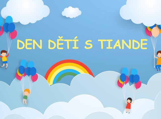 Den dětí s TianDe