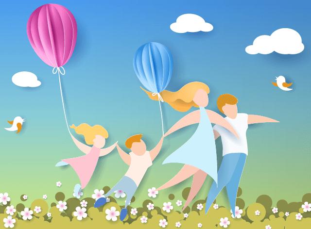 15. května slavíme Mezinárodní den rodiny