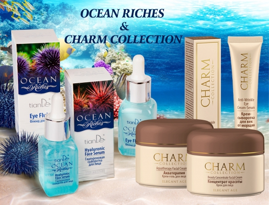 Charm Collection & Ocean Riches (video)