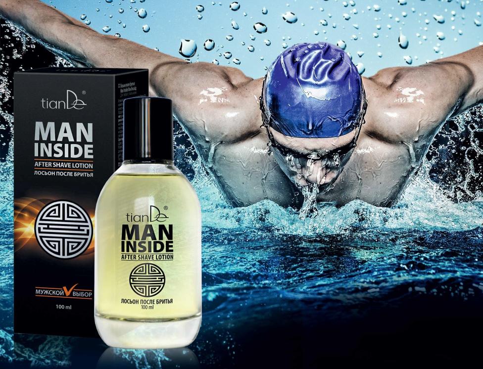 Pleťová voda po holení Man Inside