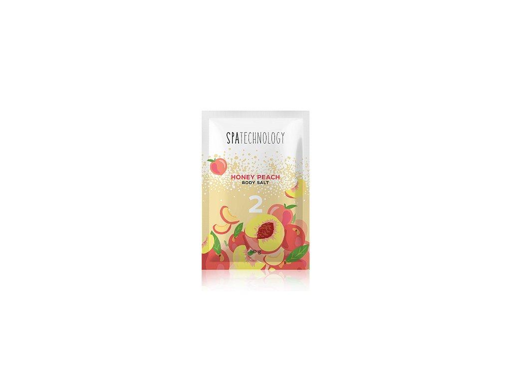Tělová sůl Medová broskev 30221