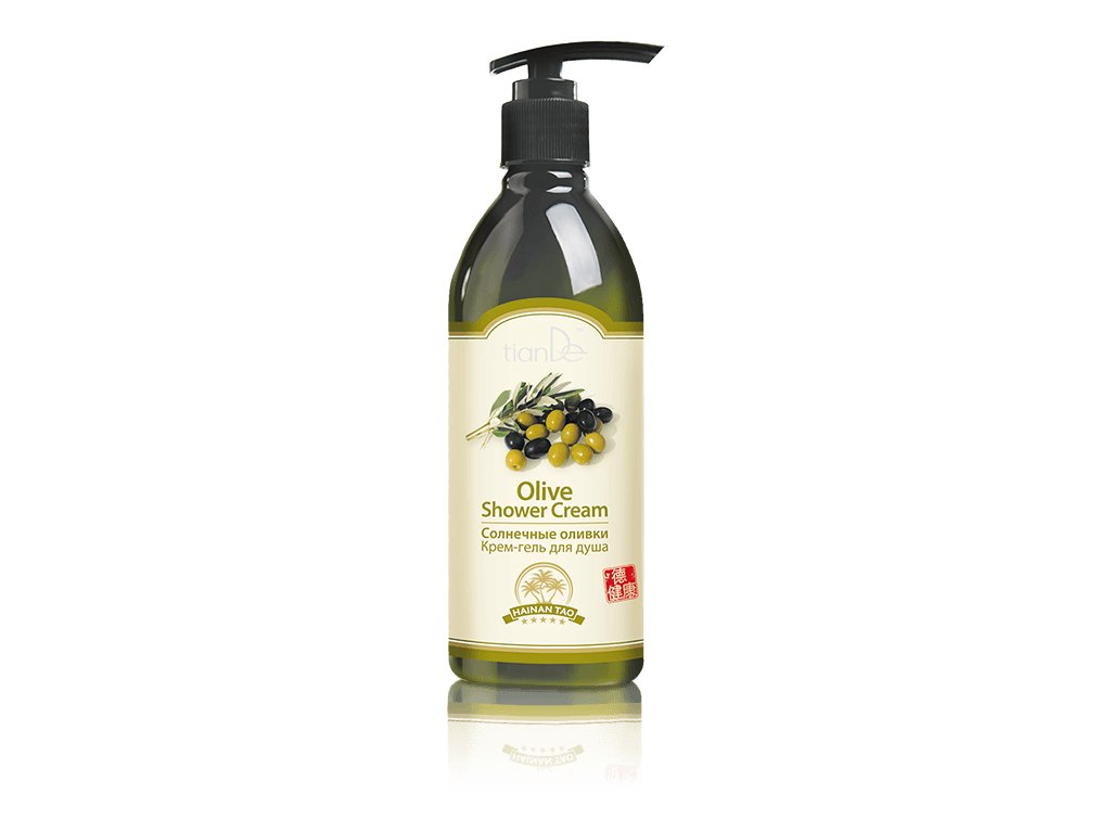 Krémový sprchový gel Slunečné olivy 350 g  Body: 7,0