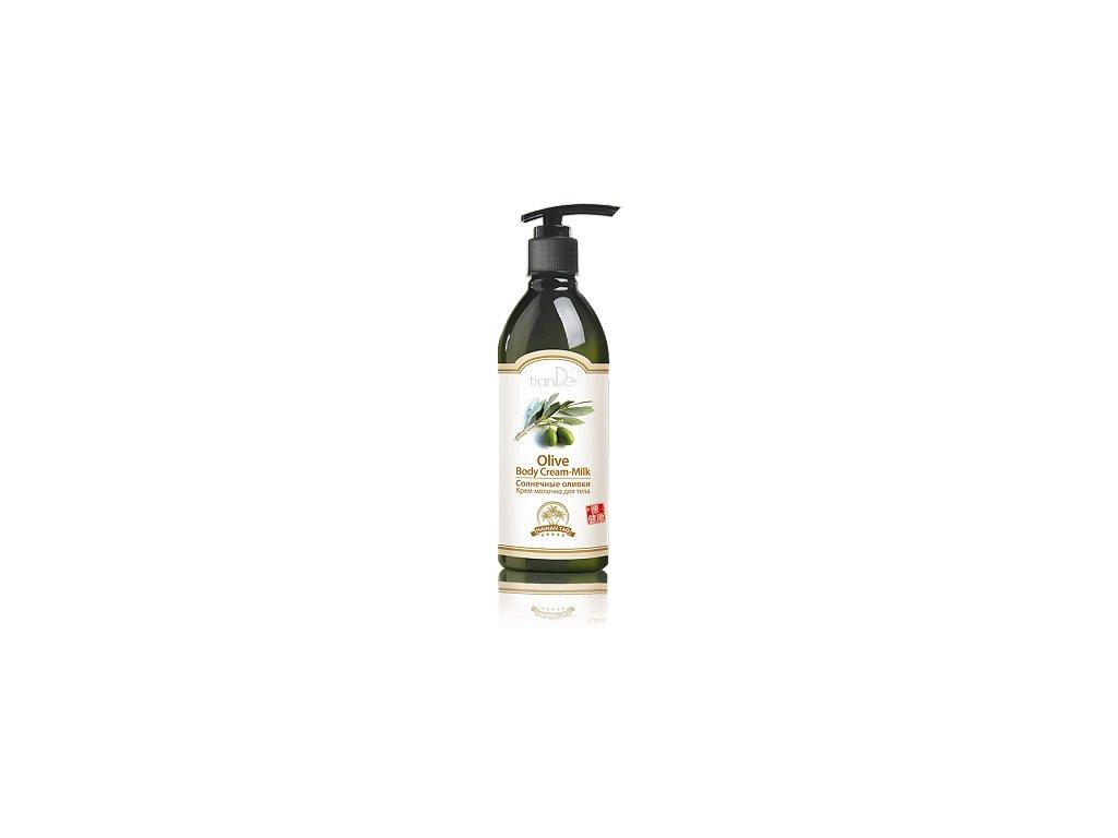 Krémové tělové mléko Slunečné olivy 350 g  Body: 10,0