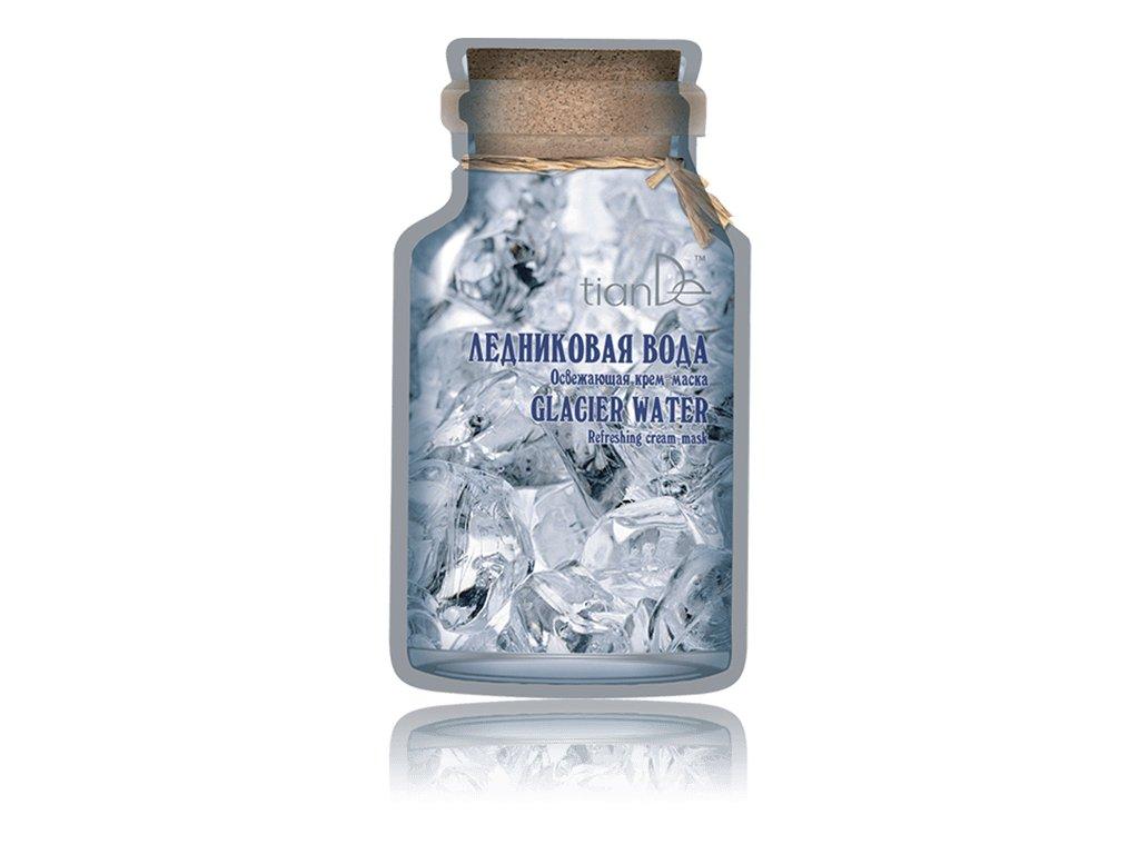 Osvěžující krémová maska Ledovcová voda 35 g  Body: 1,4