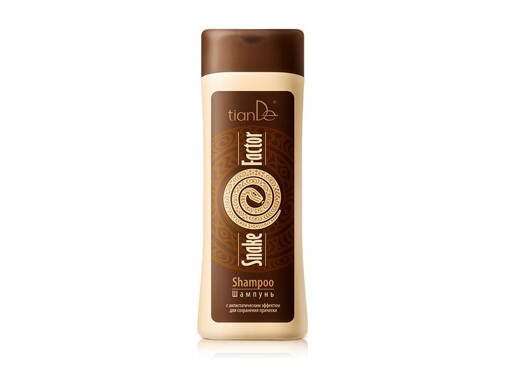 Šampon na vlasy Snake Factor 200 ml  Body: 10,0