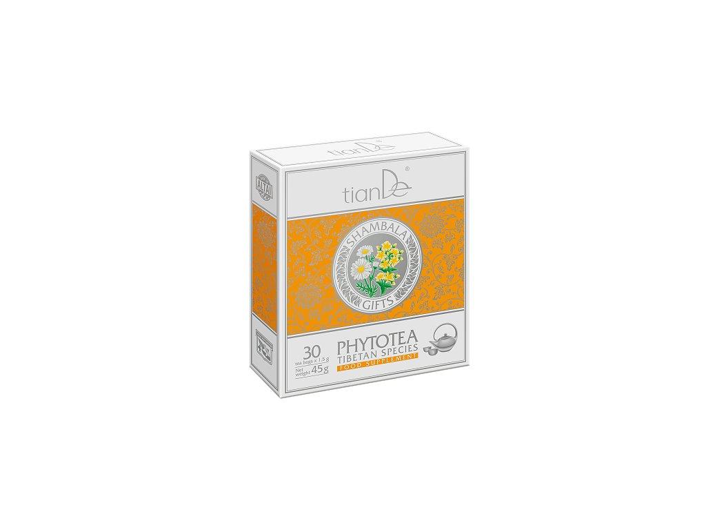 Bylinná směs Tibetský sběr 30 čaj. sáčků  Body: 6,6