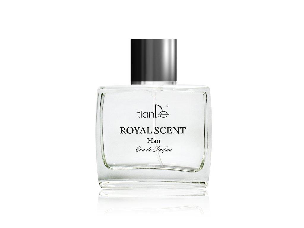Parfémová voda pro muže Royal Scent 50 ml  Body: 30,0