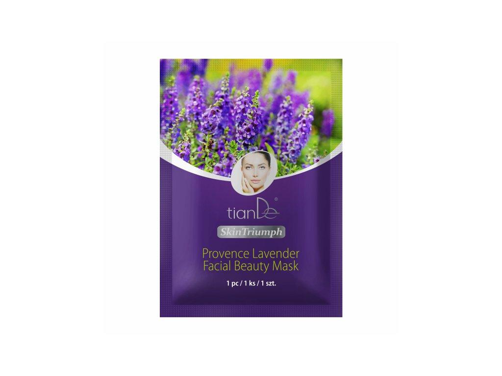 Pleťová beauty-maska Levandulová Provence 1 ks  Body: 1,4