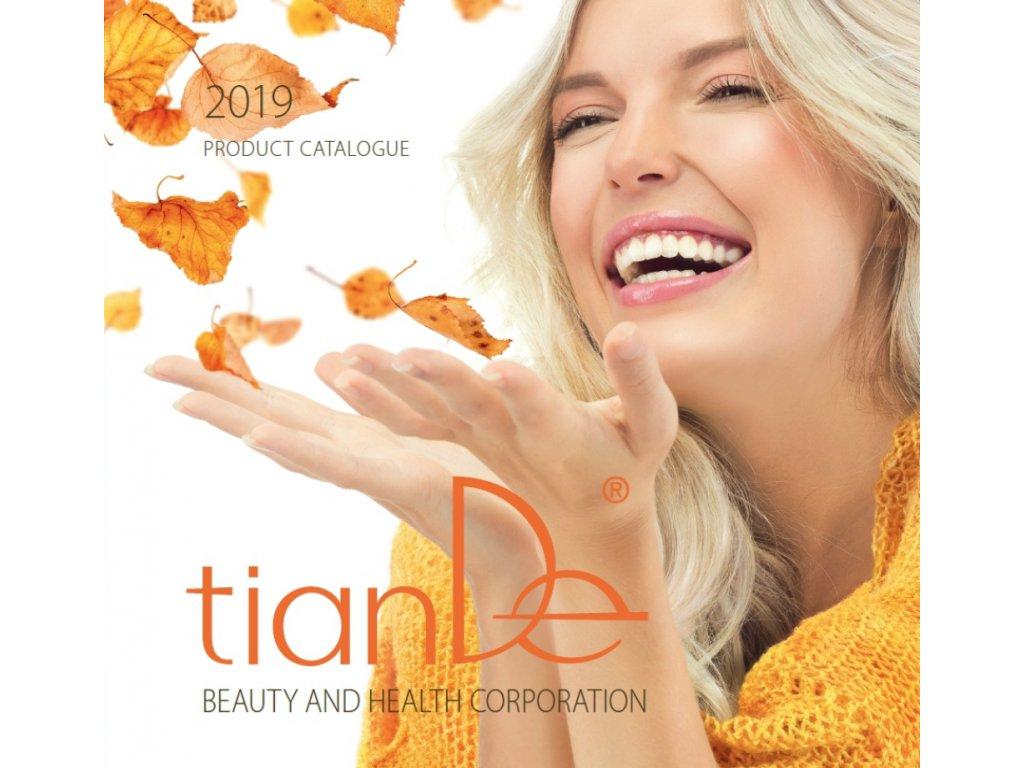 tianDe Catalog2019 Cover