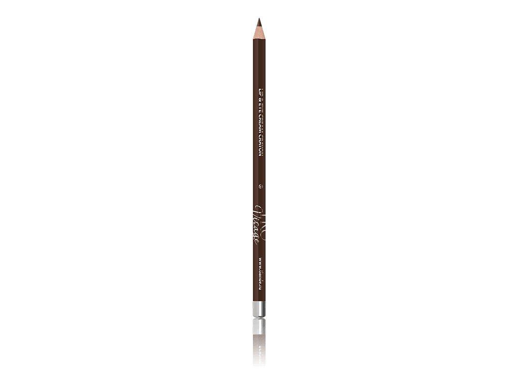 Tužka na rty a oči tón 02 Dark Brown  Body: 1,4