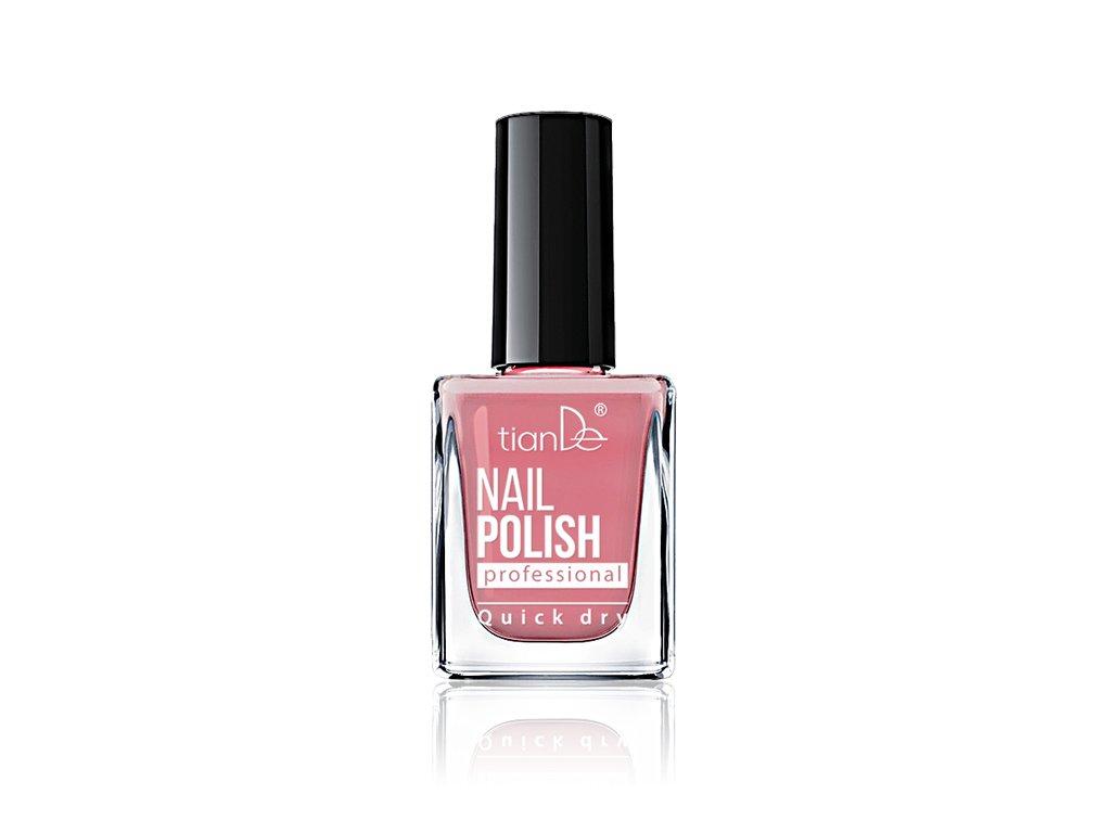 Lak na nehty rychleschnoucí tón 09 Růžovo-béžová 10 ml  Body: 2,5
