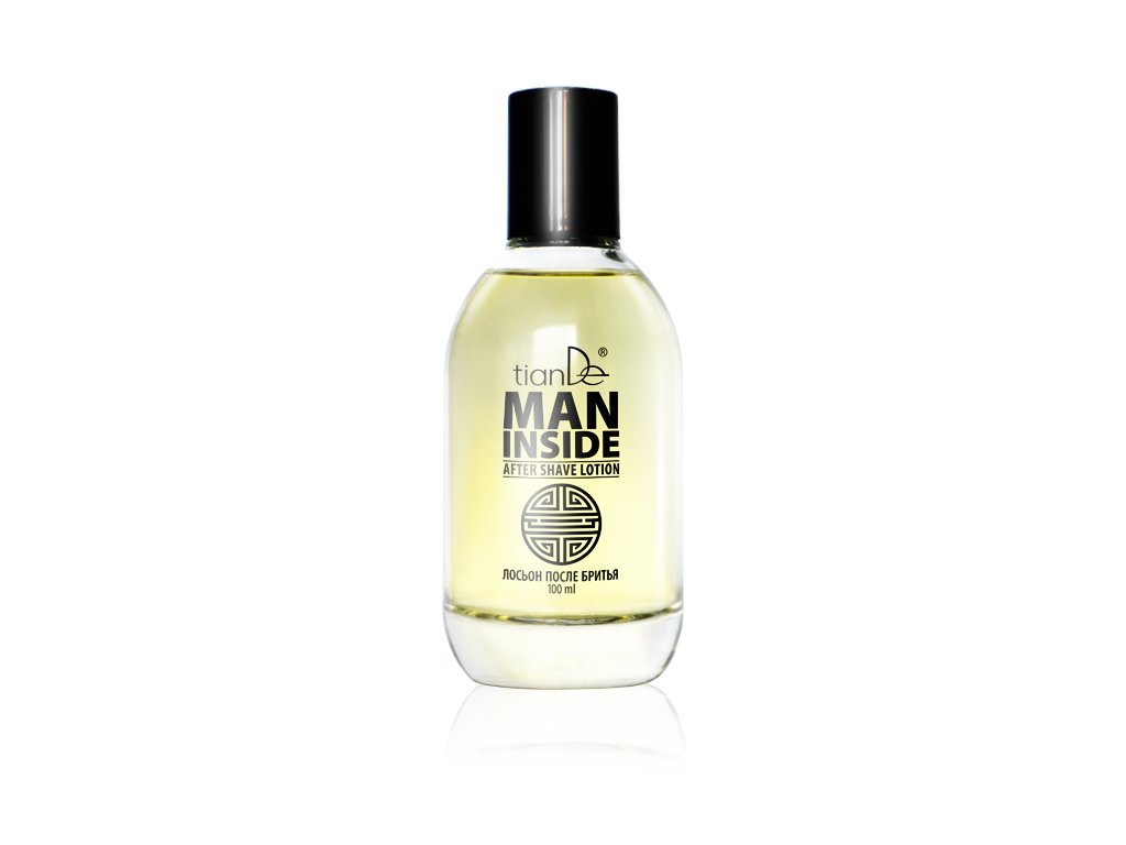 Pleťová voda po holení Man Inside 100 ml  Body: 11,0