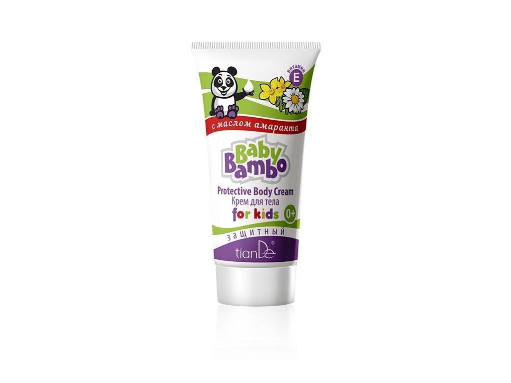Dětský ochranný tělový krém Baby Bambo 50 g  Body: 1,5