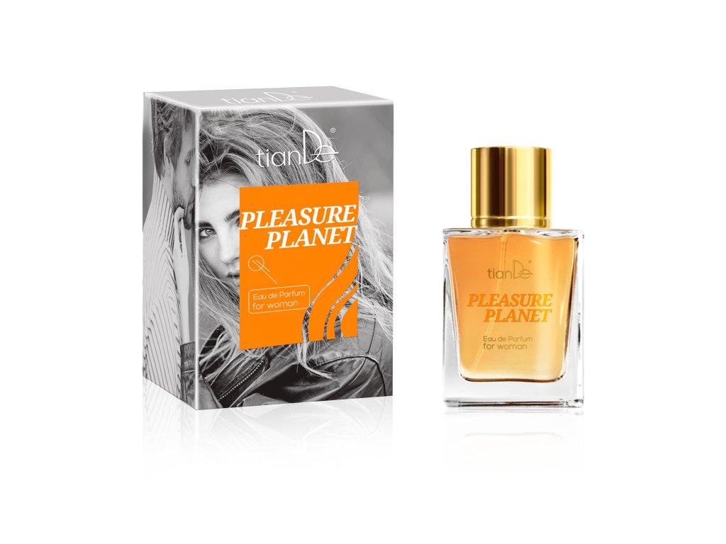 Parfémová voda pro ženy Pleasure Planet 50 ml  Body: 25,0