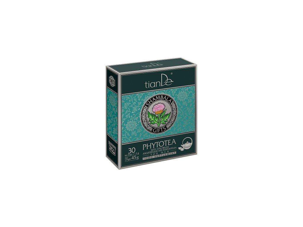 Bylinná směs s vrbovkou a maralím kořenem pro muže 30 čaj. sáčků  Body: 6,6
