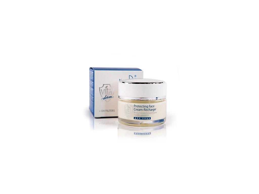 Revitalizační krém na obličej Vita Derm 50 g  Body: 19,0