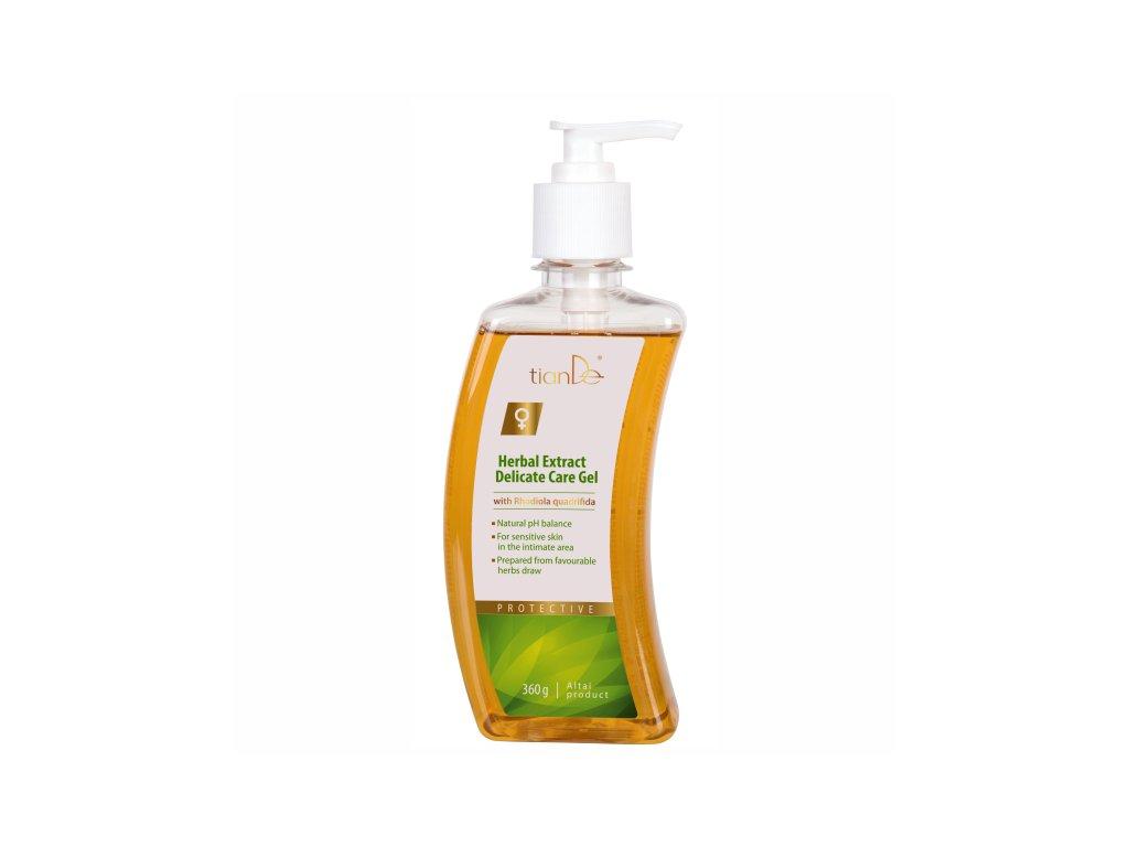 Gel pro intimní péči s bylinnými extrakty 360 g  Body: 8,5