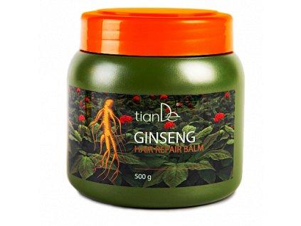 Regenerační balzám na vlasy s extraktem ženšenu 500 g  Body: 10,3