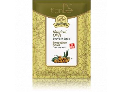 Tělová sůl Kouzelná oliva 60 g  Body: 1,7