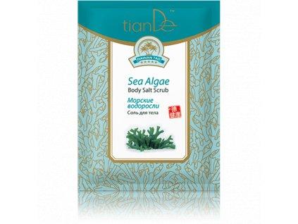 Tělová sůl Mořské řasy 60 g  Body: 1,7