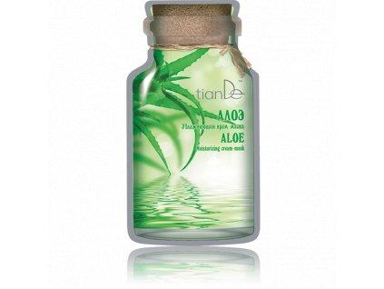 Hydratační krémová maska Aloe 35 g  Body: 1,4