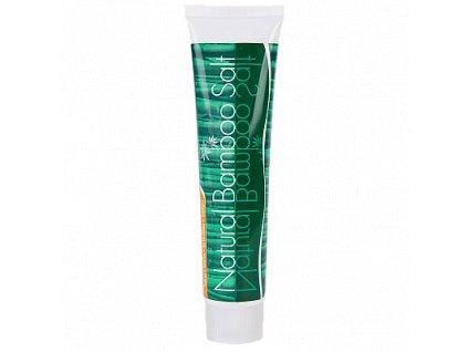 Gel na zuby Přírodní bambusová sůl 120 g  Body: 3,5
