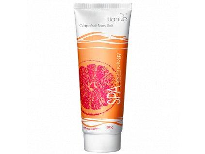 Tělová sůl Grapefruit 380 g  Body: 6,9
