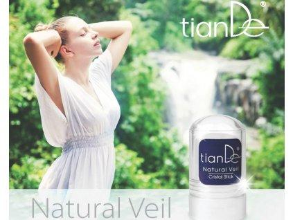 Krystalický deodorant Natural Veil