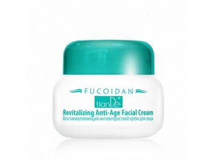 Revitalizační anti-aging krém na obličej Fucoidan 55g  Body: 17,0