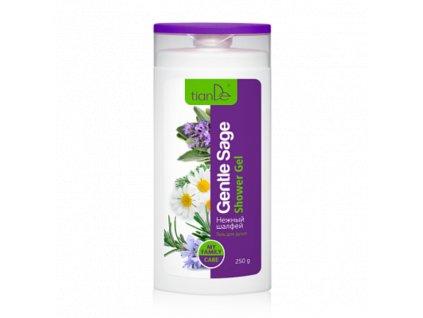 Sprchový gel Něžná šalvěj 250 g  Body: 2,5
