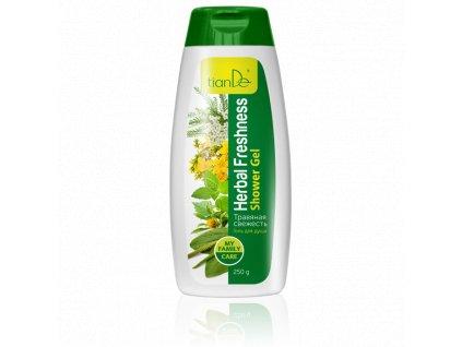 Sprchový gel Bylinná svěžest 250 g  Body: 1,5
