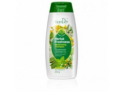 Hydratační šampon Bylinná svěžest 250 g  Body: 1,5