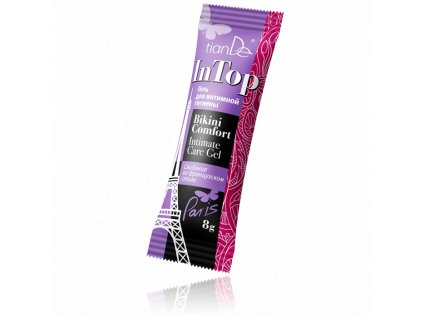 Tester gel pro intimní hygienu In Top 8 g  Body: 0,1