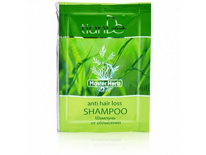 Shampoo anti hair loss