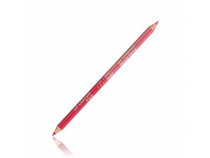 Oboustranná tužka na rty Pink & Begie Rose 1 ks  Body: 2,4